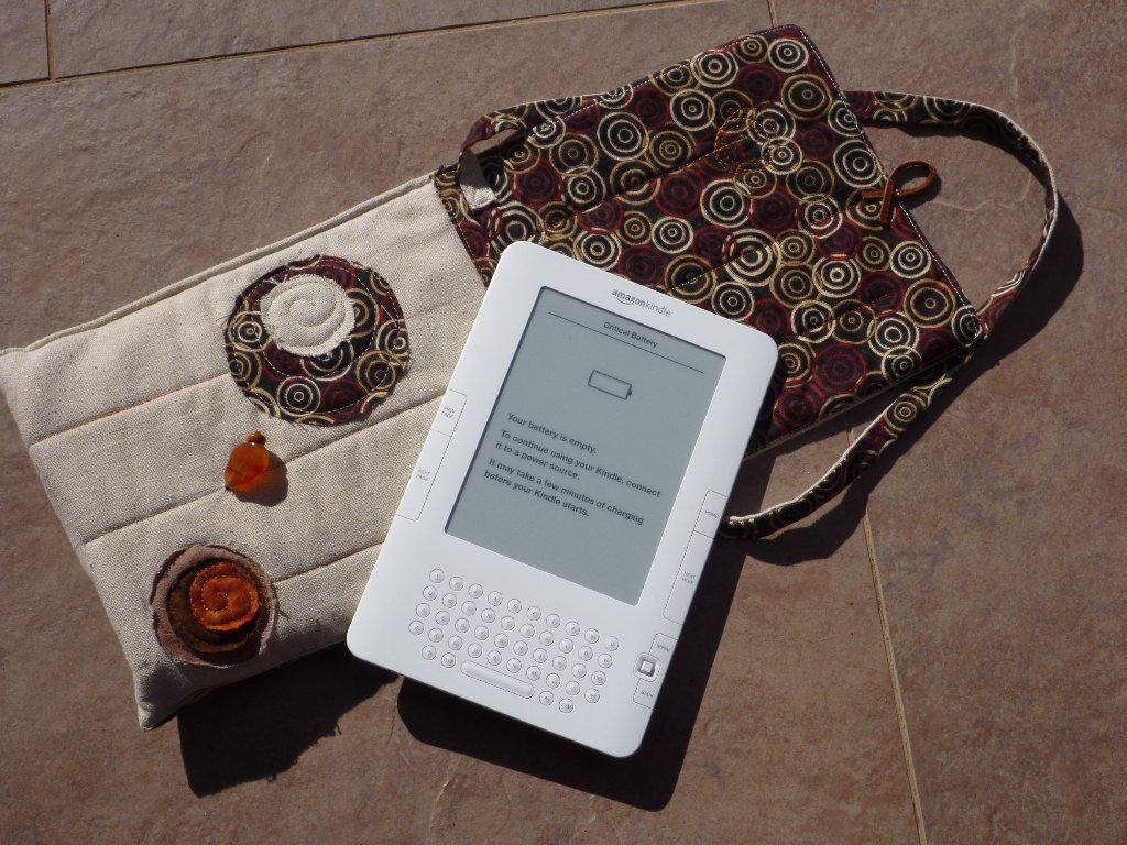 funda para kindle libro electrónico de patchwork