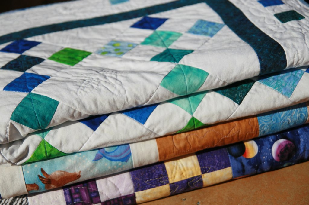 Quilts de patchwork