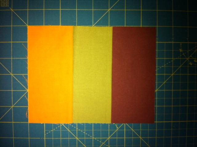 Tutorial patchwork, cortar bloques