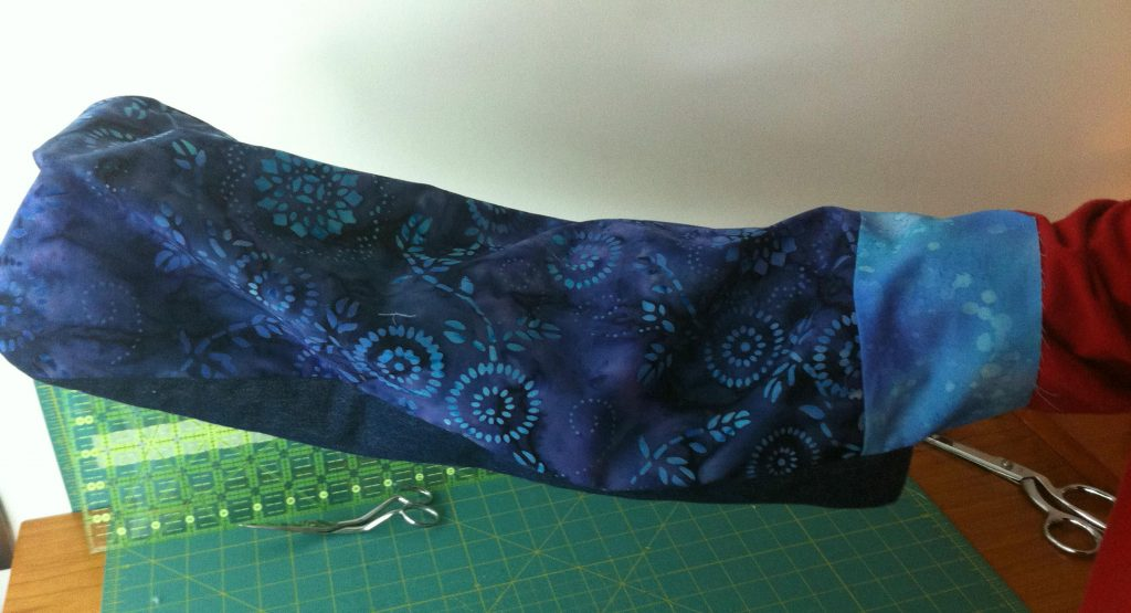 cómo hacer un bolso de patchwork