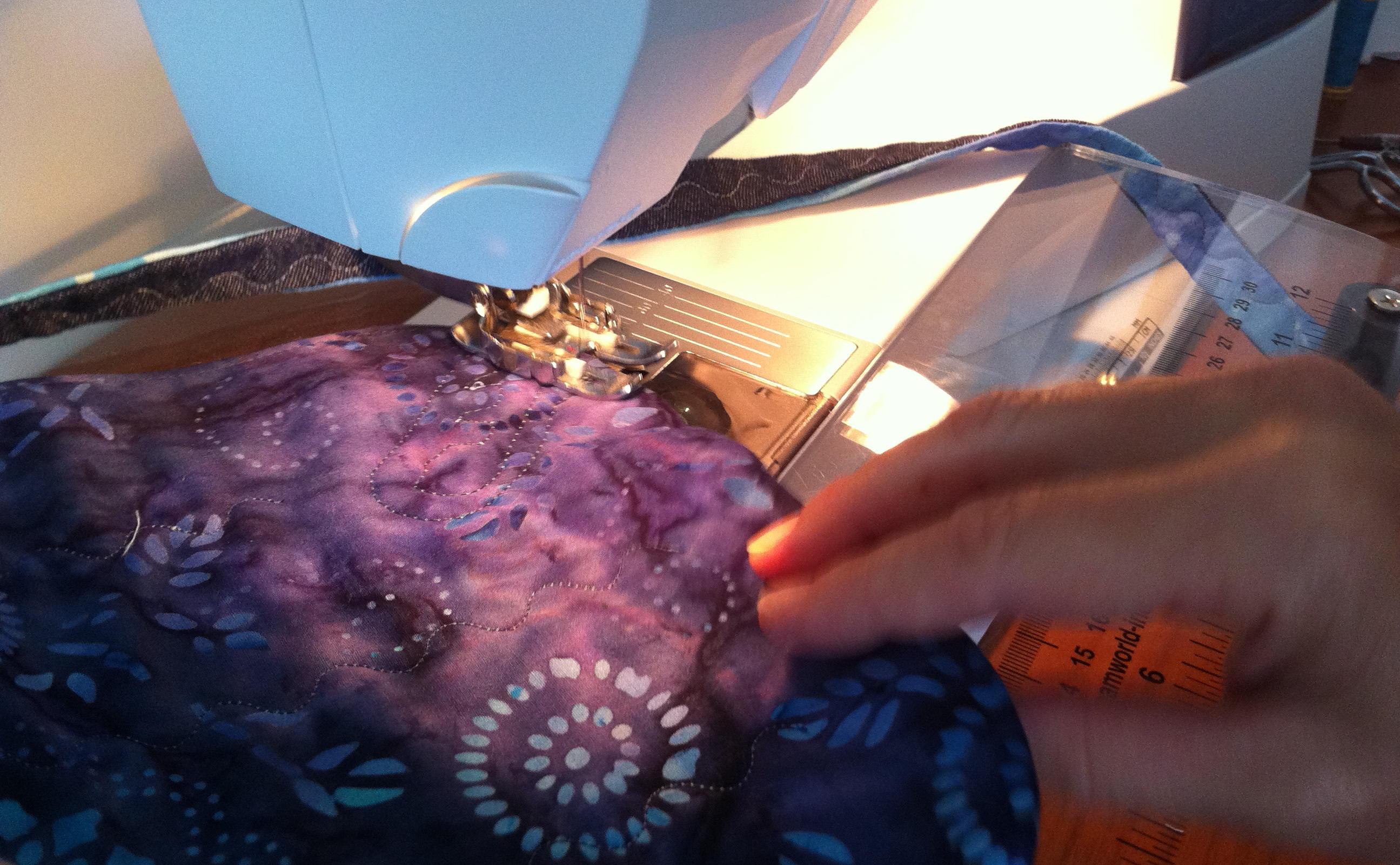 Tutorial bolso de patchwork joven