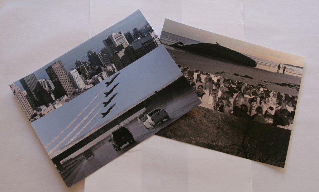 fotos impresas en tela