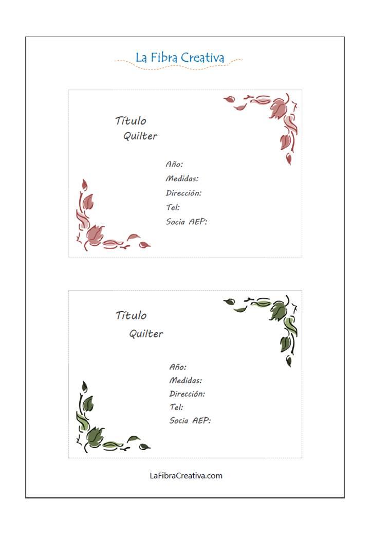 etiqueta-quilt-hojas - Fibra Creativa patchwork y quilts