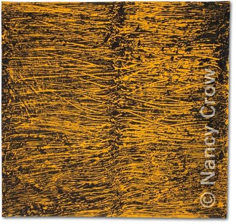 Exposición patchwork Sitges 2013 Nancy Crow