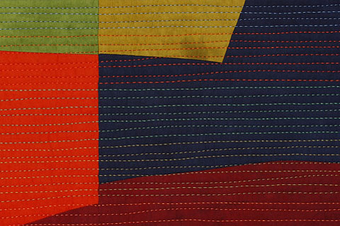 """Color improvisations"", obra de Terry Jarrard Dimon"