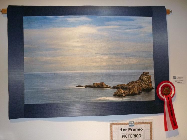 primer premio pictórico Sitgs 2013