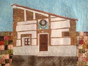 Exposición nacional de patchwork Móstoles 2013